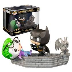 POP BATMAN 80TH 280 BATMAN ET JOKER MOVIE MOMENT - Figurines POP au prix de 34,95€