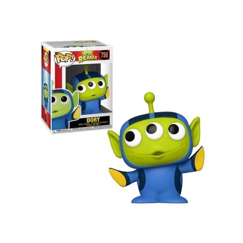 POP DISNEY PIXAR REMIX 750 ALIEN DORY - Figurines POP au prix de 14,95€