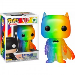 POP DC COMICS 141 BATMAN PRIDE - Figurines POP au prix de 14,95€