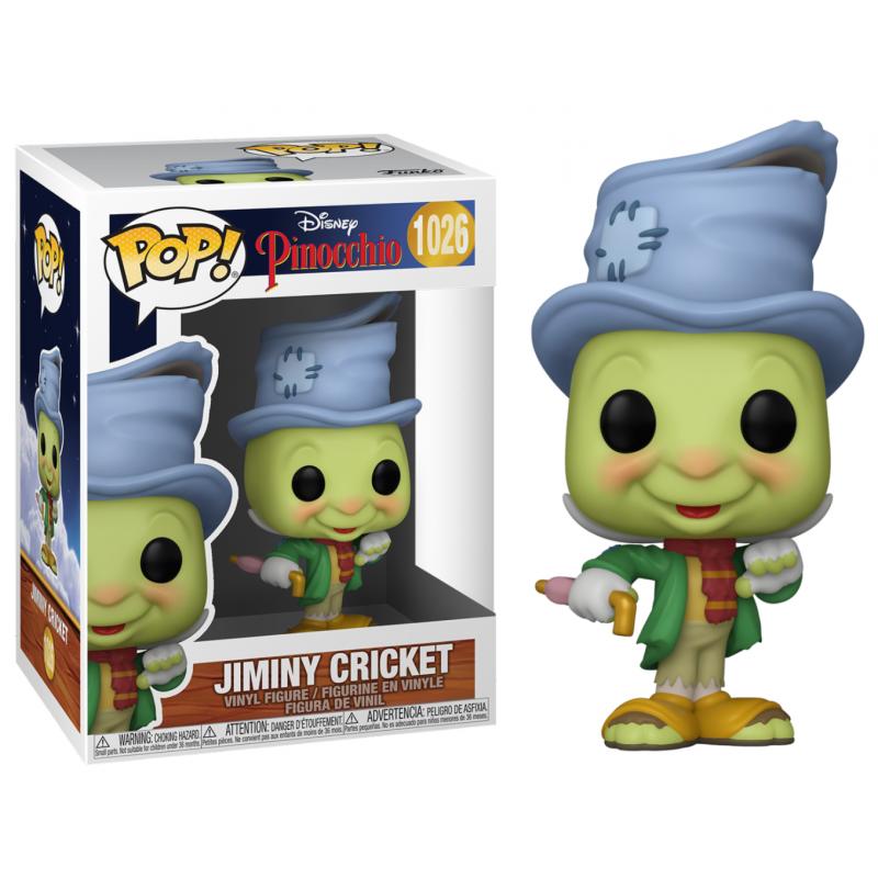 POP PINOCCHIO 1026 JIMINY CRICKET - Figurines POP au prix de 14,95€