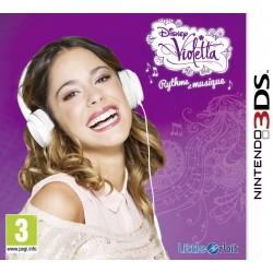 3DS VIOLETTA RYTHME ET MUSIQUE - Jeux 3DS au prix de 4,95€