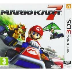 3DS MARIO KART 7 - Jeux 3DS au prix de 19,95€