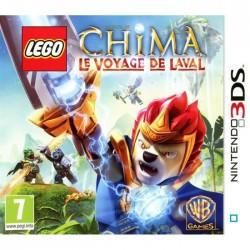 3DS LEGO CHIMA LE VOYAGE DE LAVAL - Jeux 3DS au prix de 12,95€