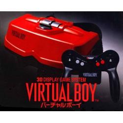 VB CONSOLE EN BOITE - Virtual Boy au prix de 299,95€