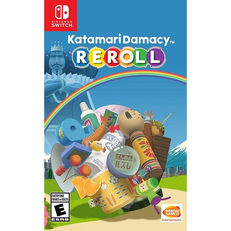SWITCH KATAMARI DAMACY REROLL - Jeux Switch au prix de 29,95€