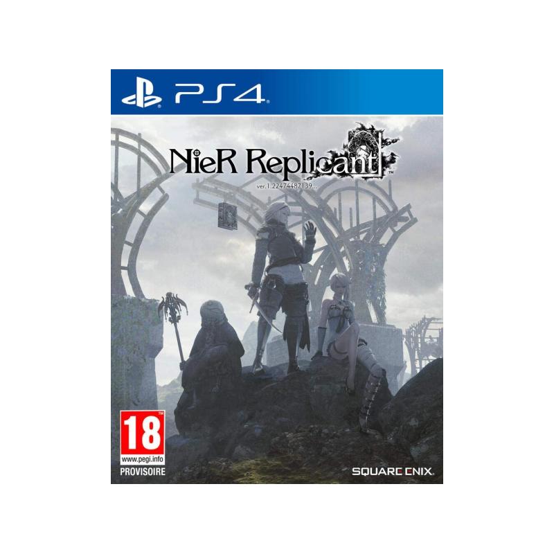 PS4 NIER REPLICANT VER 1.22 - Jeux PS4 au prix de 59,95€