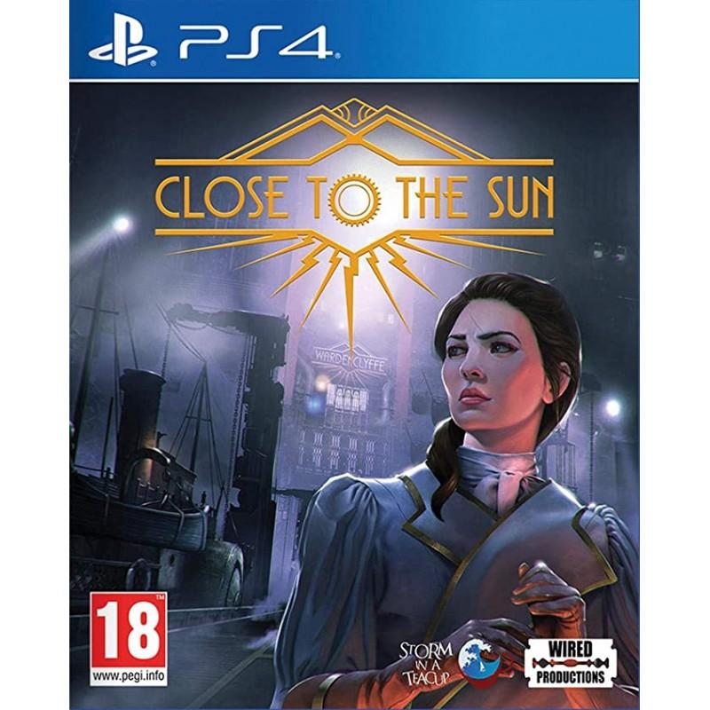 PS4 CLOSE TO THE SUN OCC - Jeux PS4 au prix de 14,95€