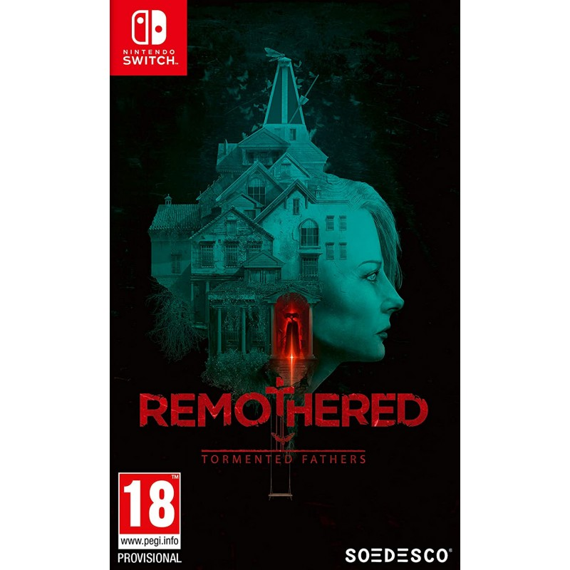 SWITCH REMOTHERED TORMENTED FATHERS OCC - Jeux Switch au prix de 19,95€