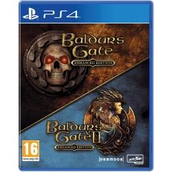 PS4 THE BALDURS GATE ENHANCED EDITION - Jeux PS4 au prix de 14,95€
