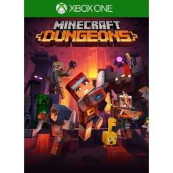 XONE MINECRAFT DUNGEONS OCC - Jeux Xbox One au prix de 12,95€