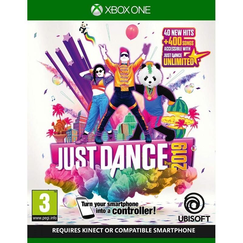 XONE JUST DANCE 2019 OCC - Jeux Xbox One au prix de 14,95€