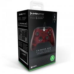MANETTE FILAIRE XONE PC RED CAMO PDP - Accessoires Xbox One au prix de 39,95€