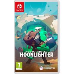 SWITCH MOONLIGHTER - Jeux Switch au prix de 29,95€
