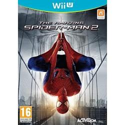 WIU THE AMASING SPIDERMAN 2 - Jeux Wii U au prix de 19,95€