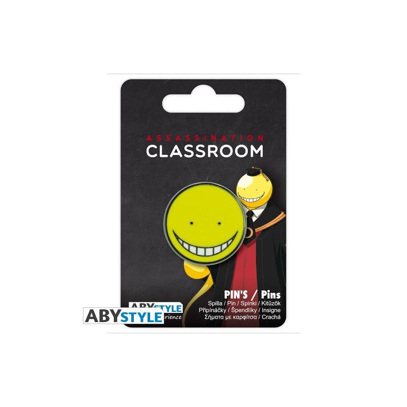 PINS ASSASSINATION CLASSROOM - Autres Goodies au prix de 4,95€