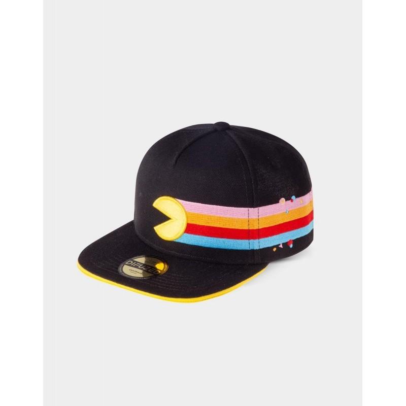 CASQUETTE PAC MAN RAINBOW - Casquettes au prix de 19,95€