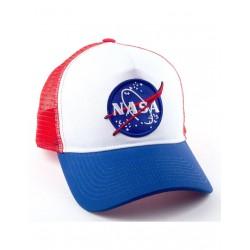 CASQUETTE NASA TRUCKER LOGO - Casquettes au prix de 19,95€