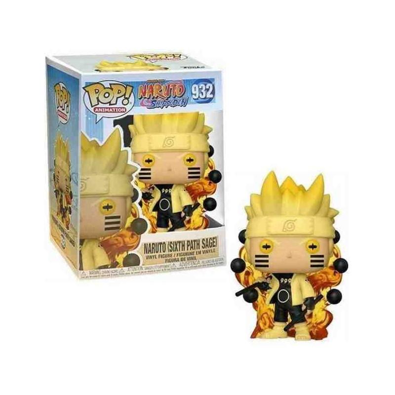 POP NARUTO 932 SIXTH PATH SAGE - Figurines POP au prix de 14,95€