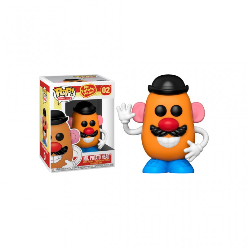 POP HASBRO 02 MR. POTATO HEAD - Figurines POP au prix de 14,95€