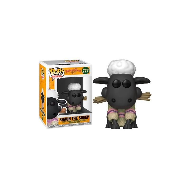POP WALLACE ET GROMIT 777 SHAUN LE MOUTON - Figurines POP au prix de 14,95€