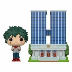 POP MY HERO ACADEMIA 04 UA HIGH SCHOOL AVEC IZUKU MIDORIYA - Figurines POP au prix de 39,95€