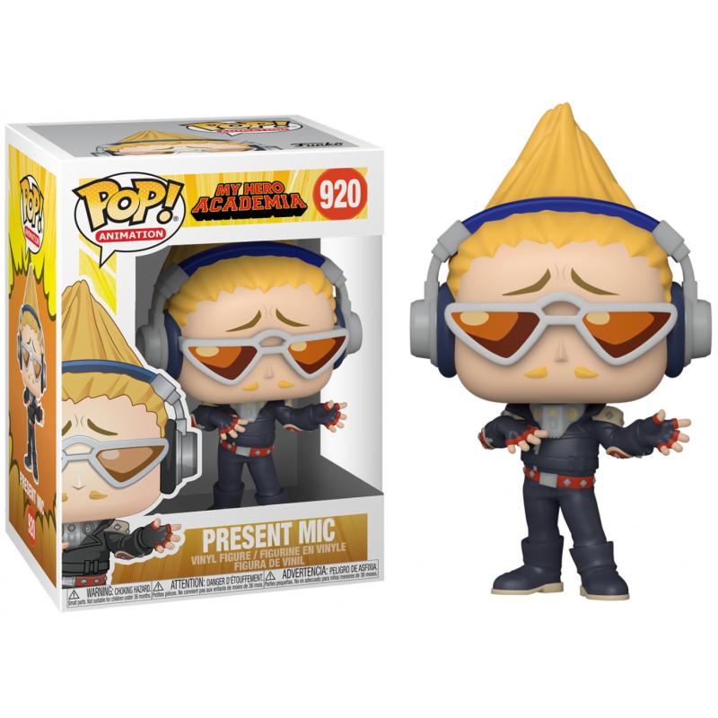 POP MY HERO ACADEMIA 920 PRESENT MIC - Figurines POP au prix de 14,95€