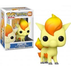 POP POKEMON 644 PONYTA - Figurines POP au prix de 19,95€