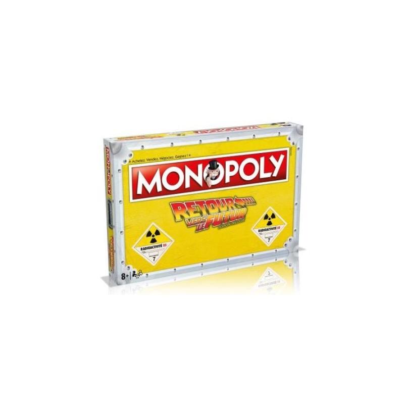 MONOPOLY RETOUR VERS LE FUTUR - Jeux de Société au prix de 39,95€