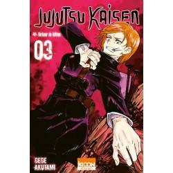 JUJUTSU KAISEN T03 - Manga au prix de 6,90€
