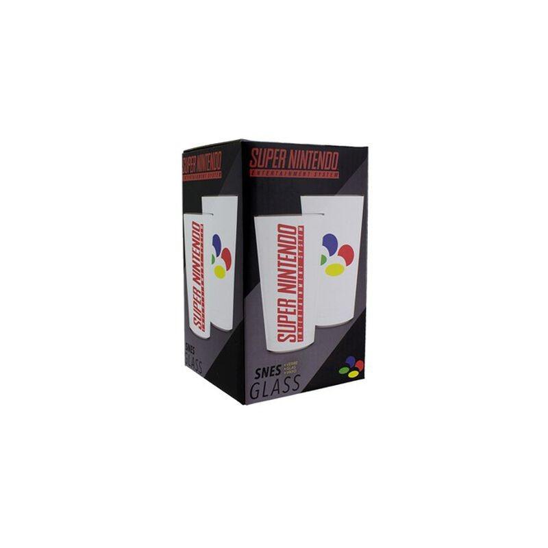 VERRE NINTENDO SNES 450ML - Mugs au prix de 9,95€