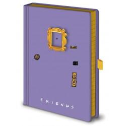 CARNET FRIENDS NOTEBOOK A5 - Papeterie au prix de 11,95€