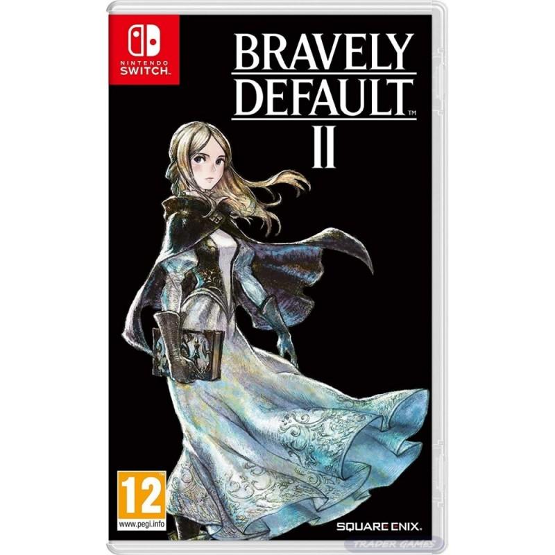 SWITCH BRAVELY DEFAULT II OCC - Jeux Switch au prix de 39,95€