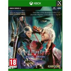 XONE DEVIL MAY CRY 5 SPECIAL EDITION OCC - Jeux Xbox One au prix de 29,95€