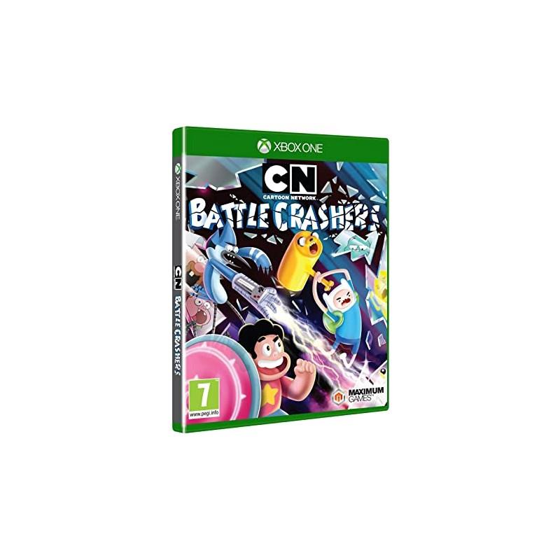 XONE CARTOON NETWORK BATTLE CRASHERS OCC - Jeux Xbox One au prix de 9,95€