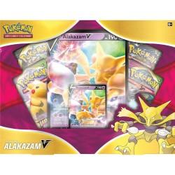 COFFRET DE CARTES POKEMON ALAKAZAM V - Cartes à collectionner ou jouer au prix de 24,95€