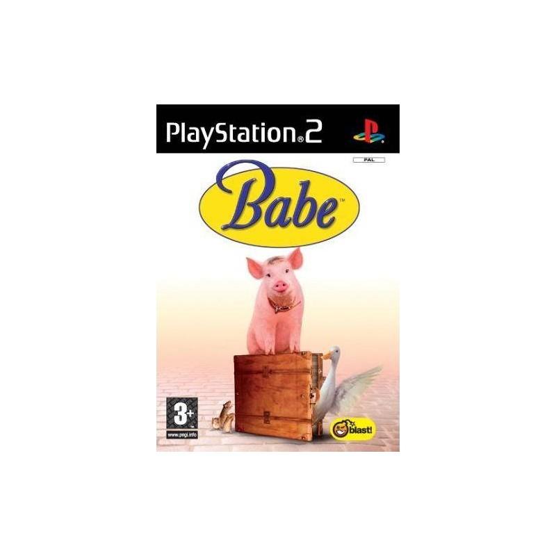 PS2 BABE - Jeux PS2 au prix de 3,95€