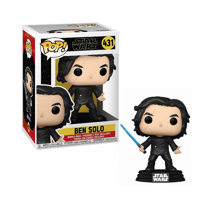 POP STAR WARS 431 BEN SOLO - Figurines POP au prix de 14,95€