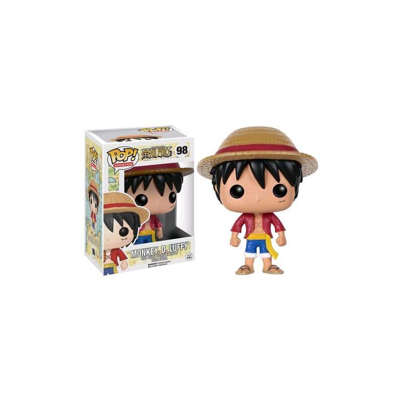 POP ONE PIECE 98 MONKEY LUFFY - Figurines POP au prix de 14,95€