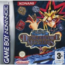 GA YU GI OH DUNGEON DICE MONSTERS EN BOITE - Jeux Game Boy Advance au prix de 8,95€