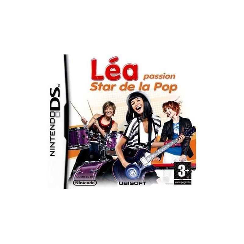 DS LEA PASSION STAR DE LA POP - Jeux DS au prix de 6,95€
