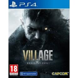 PS4 RESIDENT EVIL VILLAGE - Jeux PS4 au prix de 64,95€