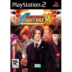 PS2 THE KING OF FIGHTERS 98 ULTIMATE MATCH - Jeux PS2 au prix de 119,95€