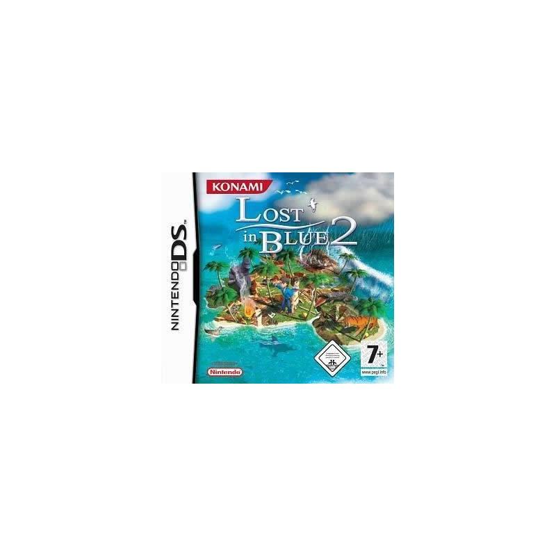 DS LOST IN BLUE 2 - Jeux DS au prix de 9,95€