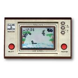 GW PARACHUTE - Game & Watch au prix de 79,95€