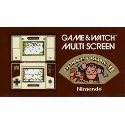 GW DONKEY KONG 2 - Game & Watch au prix de 49,95€