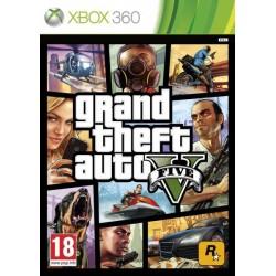 X360 GTA V - Jeux Xbox 360 au prix de 12,95€