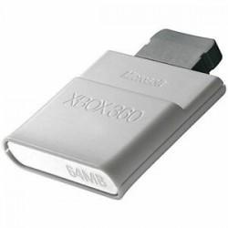 X360 CARTE MEMOIRE 64MB - Accessoires Xbox 360 au prix de 12,95€