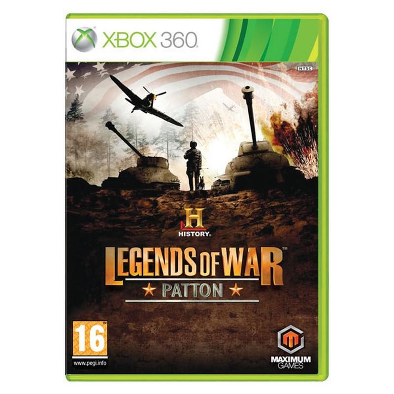 X360 HISTORY LEGENDS OF WAR - Jeux Xbox 360 au prix de 14,95€