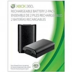 X360 BATTERIE PACK 2 - Accessoires Xbox 360 au prix de 0,00€