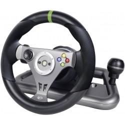 X360 VOLANT MADCATZ - Accessoires Xbox 360 au prix de 29,95€